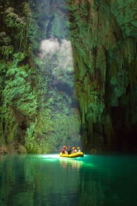 Rafting in Cave - Bonito